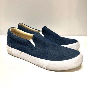 Joe Fresh Denim Slip On Shoes